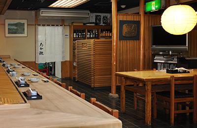 天ぷら たか瀬 完全個室で天ぷらをお楽しみいただけます